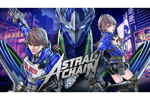 Astral Chain Gets New Screenshots, Videos, and Details ...