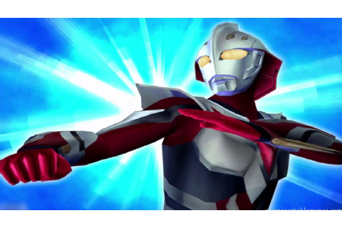Ultraman Nexus - Junis Battle Mode ★ Play ウルトラマンネクサス PS2 ...