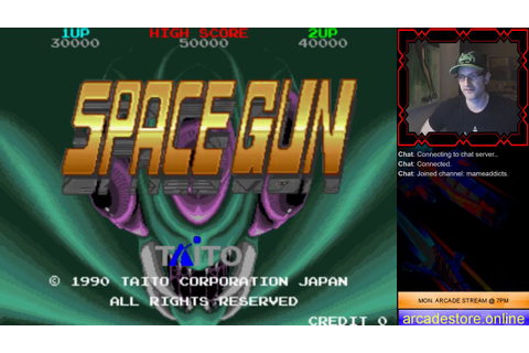 Space Gun Game play - YouTube