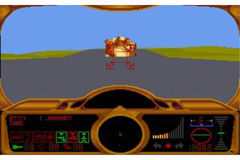 Ashes of Empire Download (1993 Strategy Game)