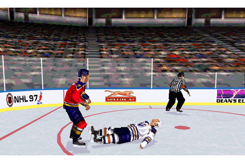 NHL 97 Download Free Full Game | Speed-New