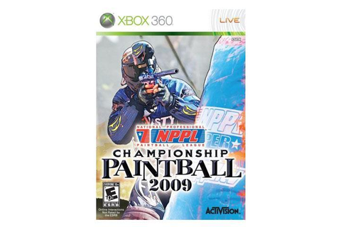 NPPL Championship Paintball 2009 Xbox 360 Game - Newegg.com