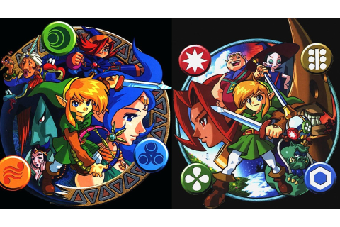 Oracle of Ages and Seasons: a legacy of duality | Nintendo ...