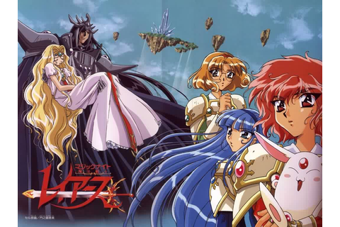 Magic Knight Rayearth | Anime guys? Yes please with a ...