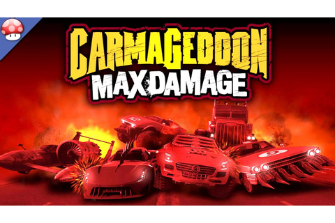 Carmageddon Max Damage: PC Gameplay [1080p 60fps] - YouTube