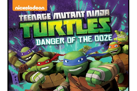 Teenage Mutant Ninja Turtles: Danger of the Ooze Video ...