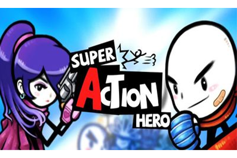 Super Action Hero Android apk game. Super Action Hero free ...