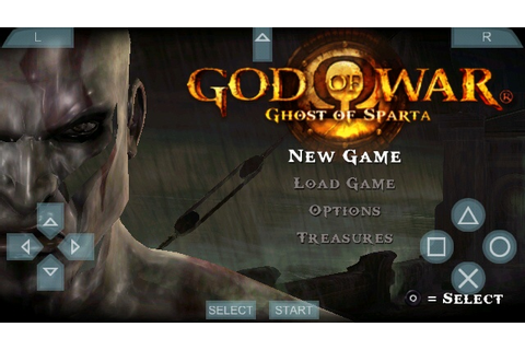 God of War - Ghost of Sparta Android APK Download For Free