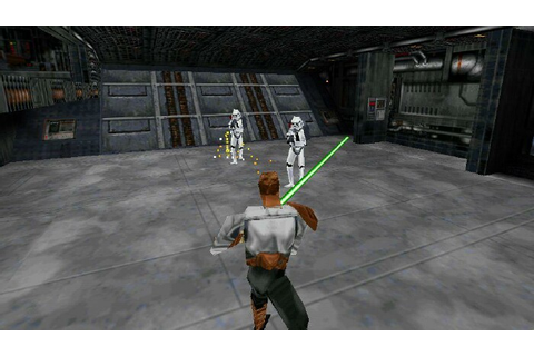 Qt3 Classic Game Club: Jedi Knight: Dark Forces II ...