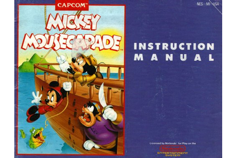Mickey Mousecapade: Image&Wallpaper[Game]