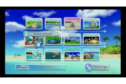 Wii Sports Resort Video Review by GameSpot - YouTube