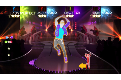 Just dance 4 game for your alone | Blogzets.com