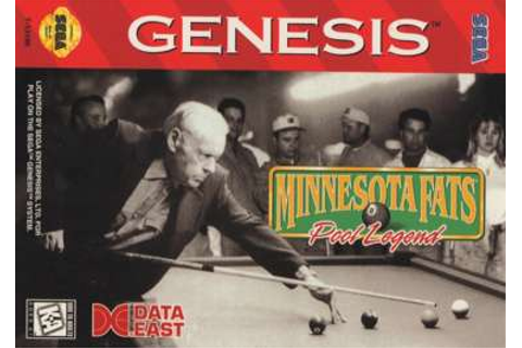 Minnesota Fats: Pool Legend - Genesis - IGN