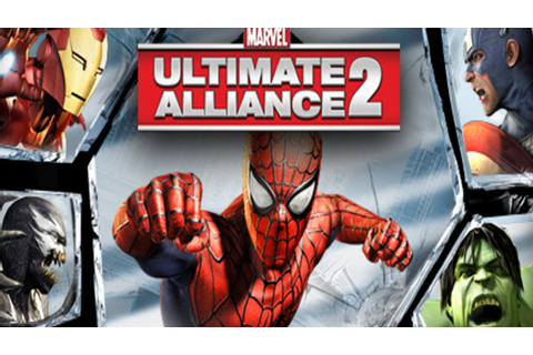 Marvel Ultimate Alliance 2 » FREE DOWNLOAD | CRACKED-GAMES.ORG