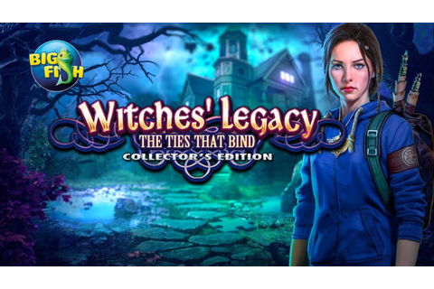 Witches' Legacy: The Ties That Bind (CE) Walkthrough ...