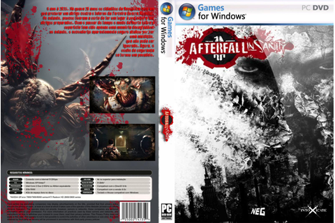 Afterfall Insanity (2011) Cover Pc Download Torrent ...