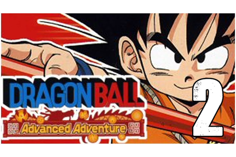 """Dragon Ball Advanced Adventure"" - GBA Game - Episodio 2 ..."