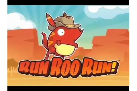 Run Roo Run - Debut Trailer - YouTube