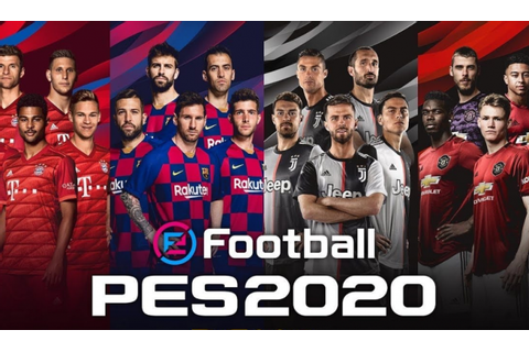 eFootball PES 2020 Mobile | Install eFootball Pro ...