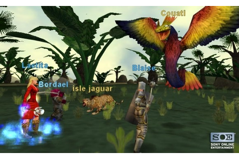 The Game Archaeologist's excellent EverQuest Online ...