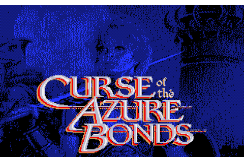 Download Curse of the Azure Bonds - My Abandonware