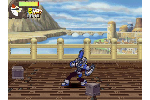 Panzer Bandit (1997) by Fill In Cafe PS game