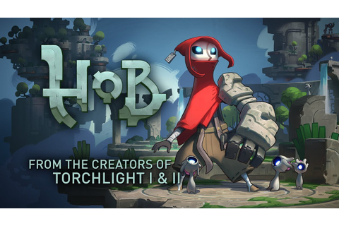 Hob | Launch Trailer - YouTube