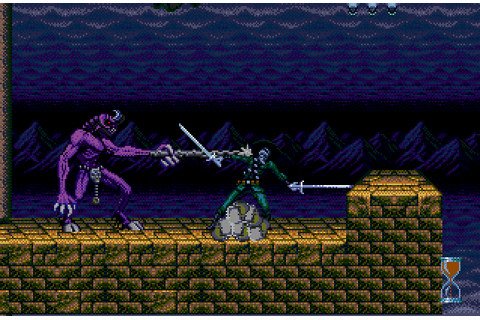 Super Adventures in Gaming: Chakan - The Forever Man ...