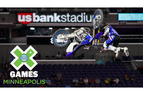 Tom Pages wins Moto X Freestyle gold | X Games Minneapolis ...