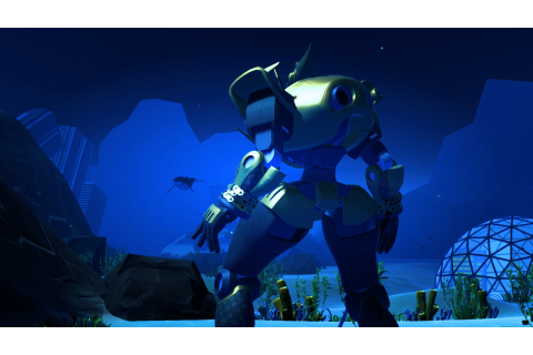 100ft Robot Golf Free Download - Ocean Of Games