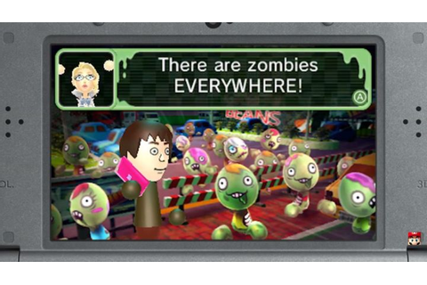 Launch of New StreetPass Mii Plaza Games Kicks Off ...