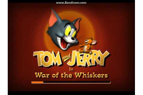 tom and jerry war of the whiskers tournament 2-(remake ...