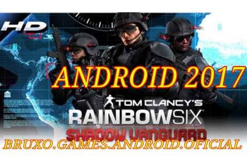Tom Clancy's Rainbow Six: Shadow Vanguard HD Para Todos ...