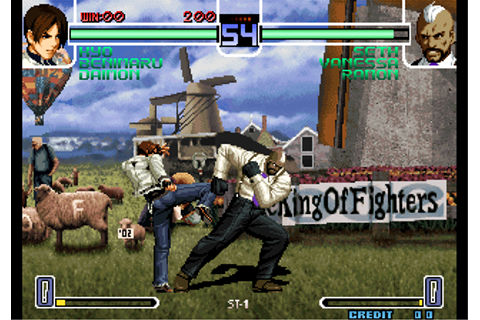 Play King of Fighters 2002 : Challenge to Ultimate Battle ...