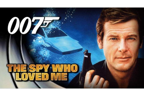 The Spy Who Loved Me (1977) Review - YouTube
