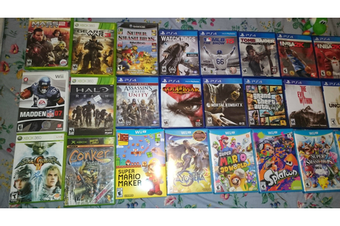 What's your game collection lookin like? | Sports, Hip Hop ...
