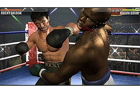Rocky Balboa Review for the PlayStation Portable (PSP)