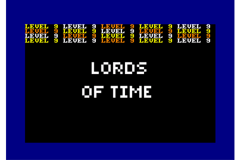 Download Lords of Time - My Abandonware