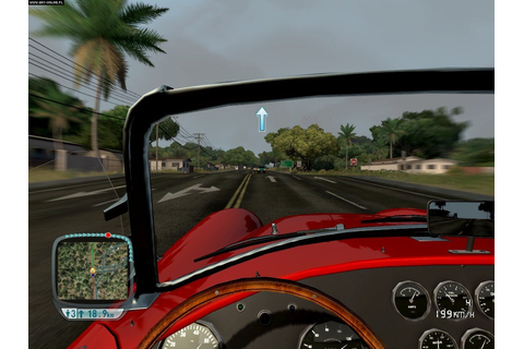 Test Drive Unlimited - screenshots gallery - screenshot 1 ...