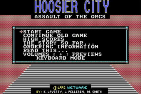 Download Hoosier City - My Abandonware