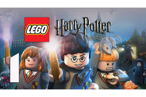 LEGO Harry Potter Years 1-4 - gameplay Walkthrough part 1 ...