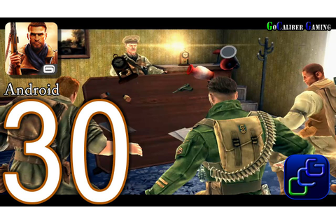 Brothers In Arms 3 Sons of War Android Walkthrough - Part ...