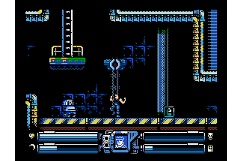 Indie Retro News: POWER BLADE Delta's Shadow - Upcoming ZX ...