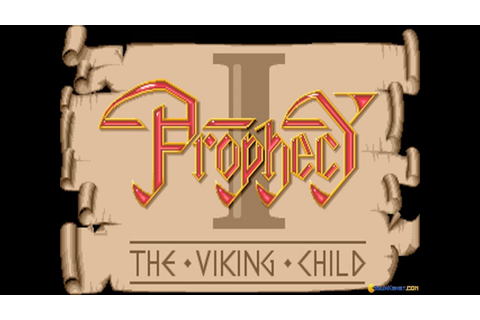 Prophecy 1 - The Viking Child gameplay (PC Game, 1990 ...