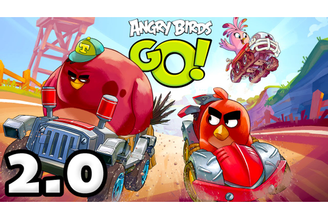 Angry Birds Go! 2.0! Gameplay Walkthrough Part 1 - Brand ...