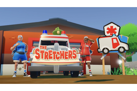 THE STRETCHERS, A Brand-New Nintendo-Published Co-Op Game ...