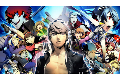 Persona 4 Arena Ultimax Review - YouTube