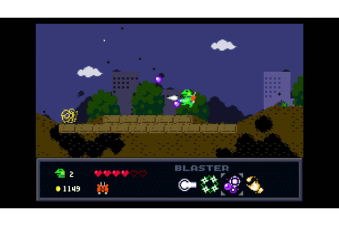 Kero Blaster - YouTube