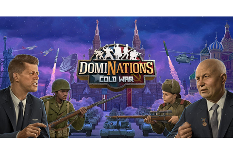 DomiNations Cold War Update Brings New Units & Features ...