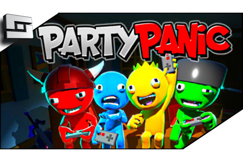 THE GAUNTLET! (Party Panic Game Funny Moments) - YouTube